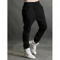 Solide pantaloni bărbați de culoare libere Harem