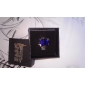 Kuroshitsuji Ciel Phantomhive De två generationen Sapphire Ring Svart Butler Cosplay tillbehör