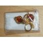 Xinxin Kvinnors 18K Guld Zircon Örhängen ER0267