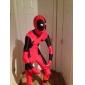 Zentai Dräkter Ninja Zentai Cosplay Kostymer/Dräkter Röd Lappverk Leotard/Onesie / Zentai Spandex UnisexHalloween / Jul / Oktoberfest /