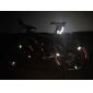 Roue de vélo Jantes lumineux autocollants réfléchissants