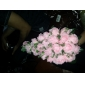 Elegant Satin Spoon Wedding Bouquet /Bridal Bouquet