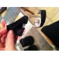 Bottines à Velcro pour Chiens, XS-XL - Noir