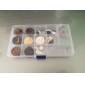 15-réseau boîte de cas de bijoux en plastique