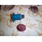 ZP tecknad näbbdjur tecken 8gb usb flash-enhet