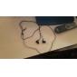 gn-19 hörlurar 3.5mm i hörselgången brusreducerande för mp3 / mp4 / ipod