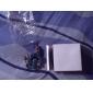 TATTOO MACHINE empaistic - alliage d'aluminium scorpion Blue Frame