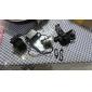 Pannlampor / Cykellyktor / Framlykta till cykel LED Cree Cykelsport Laddningsbar / alarm 18650 1200 Lumens Lumen Batteri Cykling-Belysning