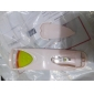 Ögonfransböjare Plastic 1 #(12x3.5x2) Grå / Ivory