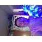 30m 300-LED blå ljus 8 mousserande lägen ledde fairy sträng lampa för jul (220V)