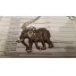 bbl kvinnors gynnsamma elefant fashionabla eleganta halsband