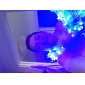 30M 300-LED Lampe LED  Albastre Cu 8 Lumini Strălucitoare De Crăciun (220V)