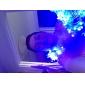 10M 100 LEDs Jul Halloween dekorativa ljus festliga remsor ljus-delade blå remsor lampor (220V)