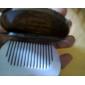 6.5 * 6.5 * 1.2 cm Chocolat Miroir cosmétique