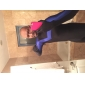 batman serien Nightwing svart och blå spandex lycra Zentai kostym