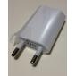 Chargeur Adaptateur USB Prise AC pour iPhone 5 - Blanc (5V,0.5A)