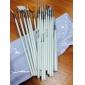 15pcs Nail Brush Set Design Art Peinture Pen dans Conseils