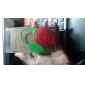 Härliga jordgubbar Silikon tebryggare