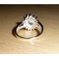 MISS U 925 Diamant Cubic Zirconia ring