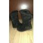 Suede Wedgar Ankle Boots (Fler färger)
