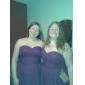 NELA - Kleid für Brautjungfer aus Chiffon