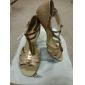 Pantofi Personalizați Din Amestec De Piele & Sidef  (Mai Multe Culori)