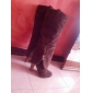 Women's Shoes Fashion Boots Chunky Heel Knee High Boots More Colors available