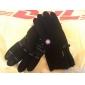 Vindskydd vattentät svart Full Finger Skidåkning handskar