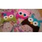 Copii Owl Stil Handmade Knit croșetat Beanie Hat