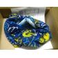 패션 디자인 자전거 스카프 (파란색)