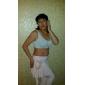 ballsal Dancewear krystall bomull magedans bukse for damer flere farger