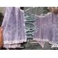Femei Ruffles Arcuri Floral Corset cu G-string
