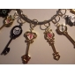 Cosplay Keys Set Inspired by Fairy Tail Twelve Constellations