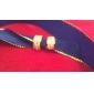 Jian Feng Conception unique de Zircon de l'or 18K de boucles d'oreille de placage ER0446