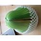 único mini-almohadilla en forma de pera nota pegajosa (verde)