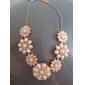 viva kvinnors solros dekoration halsband