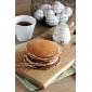 destiné à l'abeille en céramique pot de miel avec louche en bois