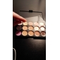 15 Colors Professional Camouflage Concealer