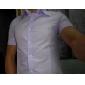 Bărbați Slim casual potrivi elegant cu maneci scurte Cămăși de lux