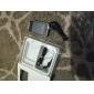 2,8 polegadas Touch Screen MP5 Player FM / Câmera / Gravador de Voz 4GB