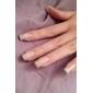 1PCS Laser Glitter Akryl Pulver för 3D Nail Art (Assorted Color, No.9-16)