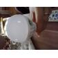 5W E26/E27 Ampoules Globe LED A60(A19) 18 SMD 5730 480-500 lm Blanc Naturel Décorative AC 100-240 V