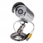 extremt lågt pris 8ch H.264 cctv dvr kit (8 CMOS nightvision kameror)