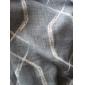 moderna en panel geometriska aqua vardagsrum polyester panelgardiner draperier