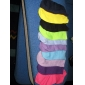 Skymoto®Women's Candy Colors Thin Ankle Boat Short Socks(10 Pairs/Package,Mix Colors)