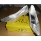 Women's Shoes Pointed Toe Stelitto Heel Lace Pumps Wedding Shoes More Colors available