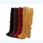 Bottes ( Noir/Marron/Jaune/Rouge ) - Bottes genou - Bottes - Talon aiguille - Velventine - pour FEMMES