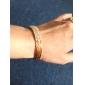 U7 millésime aaa de haute qualité + zircon zircone brassard bracelet 18k platine plaqué or pour les femmes de haute qualité
