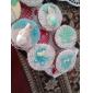 silikon fondant tårta mögel sovande baby (slumpmässig färg)