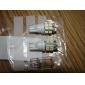 2 buc 20-SMD T10 12V albă de lumină LED becuri de schimb